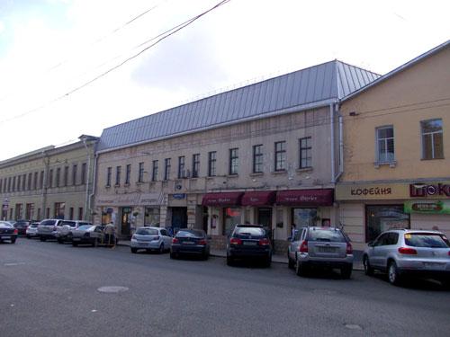 Улица Покровка, дом 6 в Москве