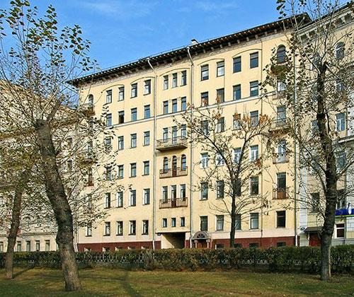 Чистопрудный бульвар, дом 11 в Москве