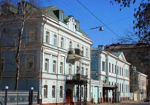 Чистопрудный бульвар, 3 в Москве