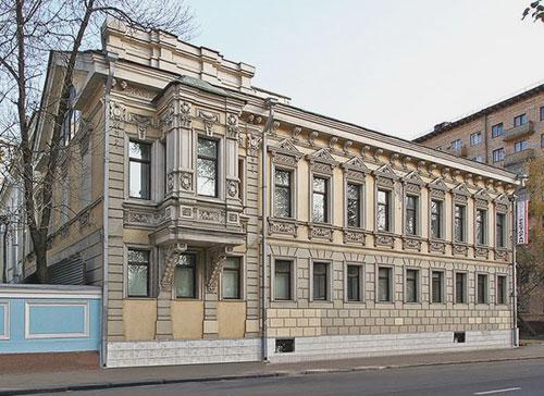 Чистопрудный бульвар, 5 в Москве