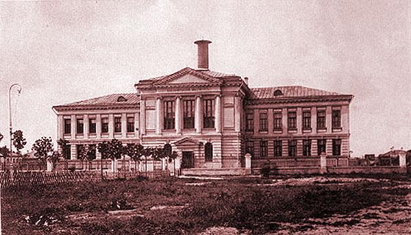 Патологоанатомический корпус в Абрикосовском переулке в Москве