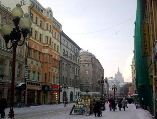 Доходный дом Бобовича на улице Арбат, 15 в Москве