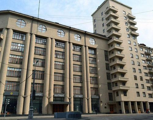 Большая Лубянка, 12 / Фуркасовский переулок, 1 в Москве