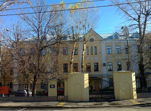 Улица Большая Ордынка, 31/12 (Малая Ордынка) в Москве