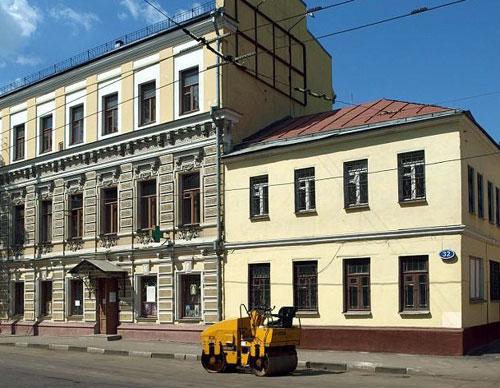 Большая Ордынка, 32 - Дом и обсерватория Аршиновых
