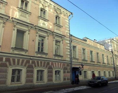 Климентовский переулок, 1 - Усадьба Губонина