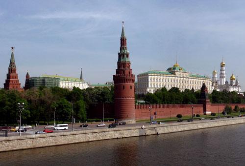 Московский Кремль - история зарождения и формирования