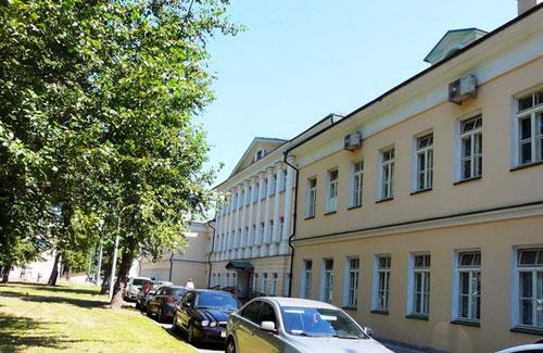 Ленинский проспект, 10. Щербатовская больница (Вторая Градская) в Москве