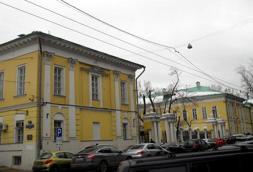 Улица Мясницкая, дом 42 в Москве