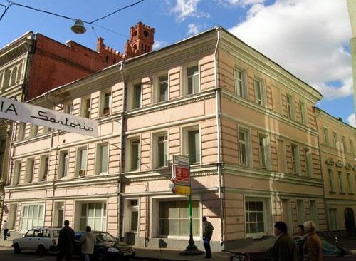 Улица Никольская, дом 23 в городе Москве