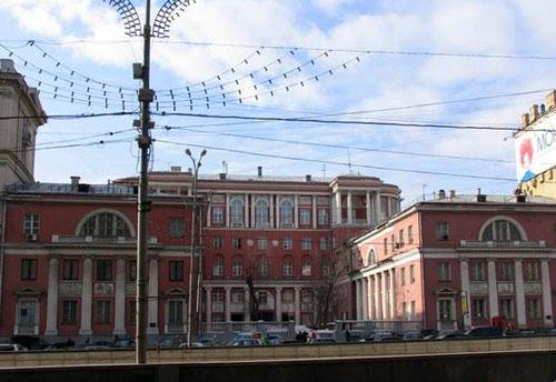 Новинский бульвар, 11. Доходный дом Щербатова в Москве