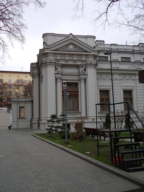 Особняк Варвары Морозовой на Воздвиженке