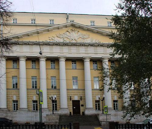 Покровский бульвар, 3. Покровские казармы в Москве
