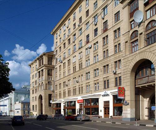 Улица Пятницкая, 59 в Москве