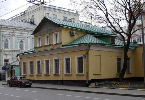 Пятницкая, 62 - Дом Давыдова