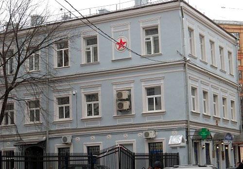 Пятницкий переулок, 3 в Москве