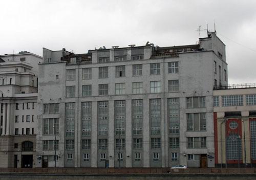 ДК Энергетиков - Раушская набережная, 14 в Москве