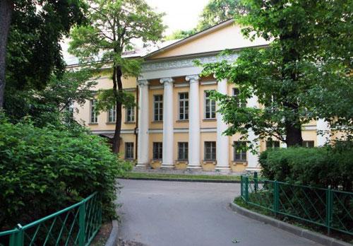 Садовая-Кудринская, 15. Софийская (Филатовская) детская больница в Москве