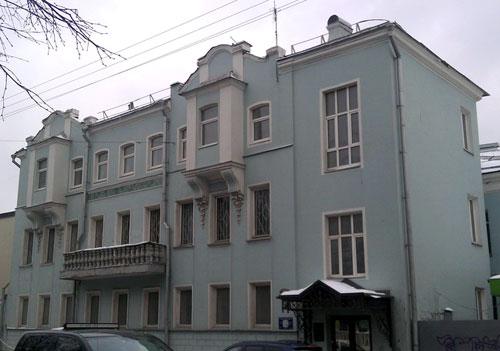Садовническая, 30 - Дом Варыханова
