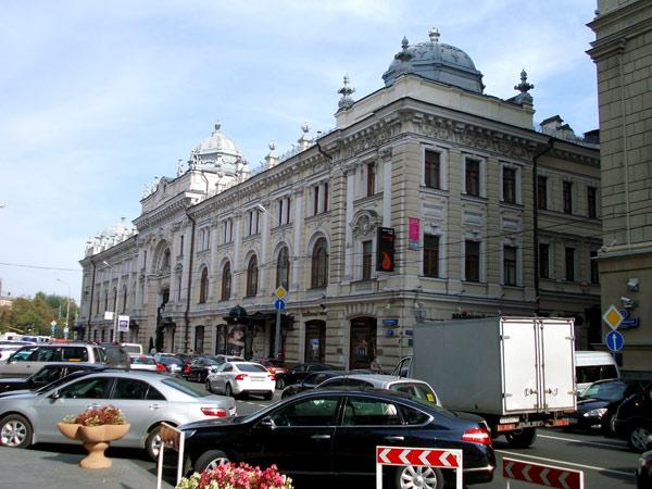 Доходный дом Фирсановой на Неглинной улице