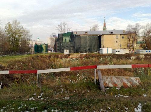 Софийская набережная, 8. Мариинское училище в Москве