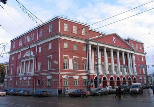 Спартаковская 2 - Усадьба Мусина-Пушкина