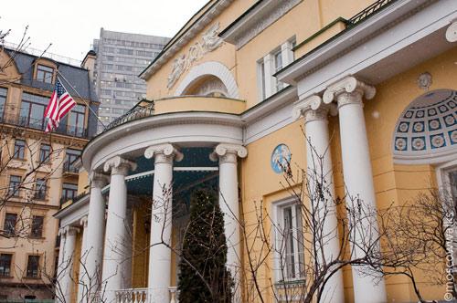 Спасо-Хаус в Москве