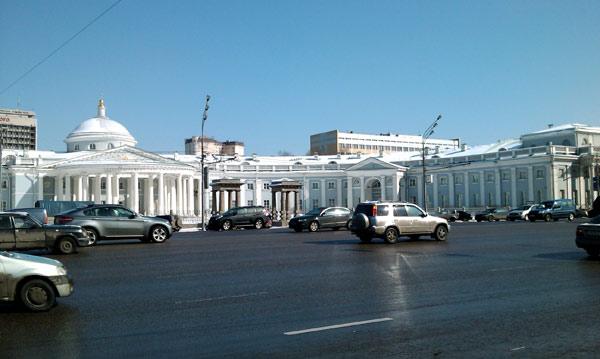 Странноприимный дом графа Николая Петровича Шереметева