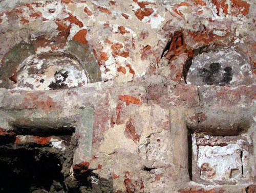 Древние палаты в Шубине на Тверской улице, 6, строение 2 в Москве