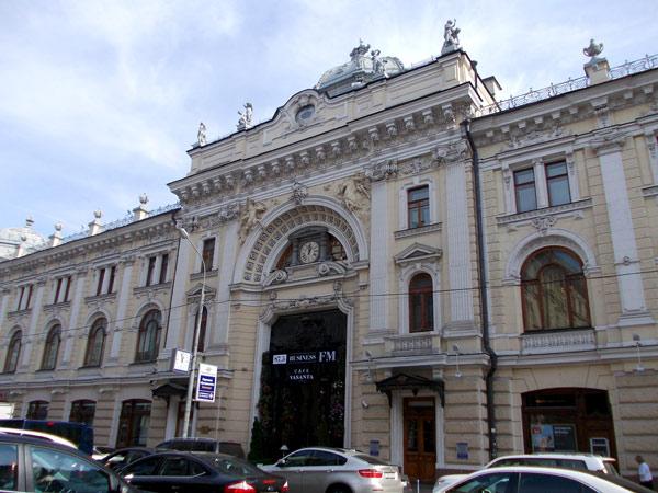 Улица Неглинная, дом 14 в Москве