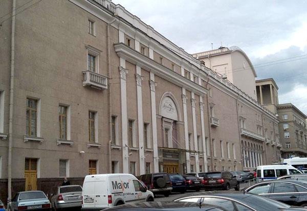 Большая Дмитровка, дом 17 в Москве
