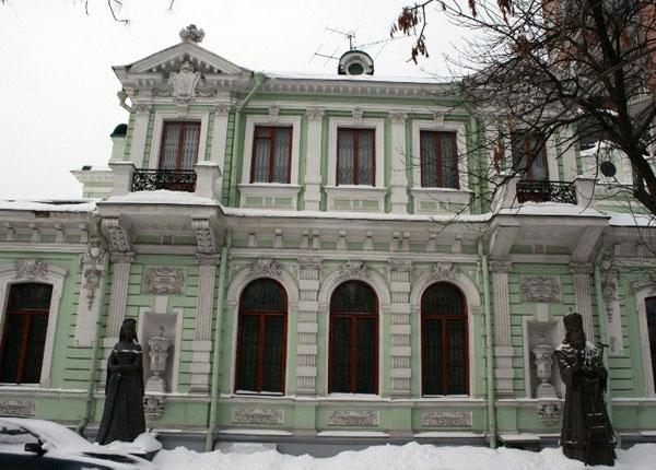 Большая Грузинская улица, дом 17 в Москве