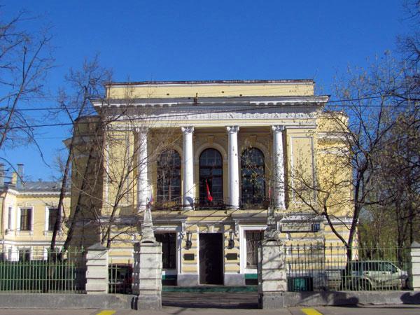 Улица Большая Пироговская, 11, С1 в Москве
