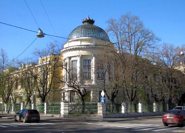 Гинекологический институт им. А.П. Шелапутиной в Москве