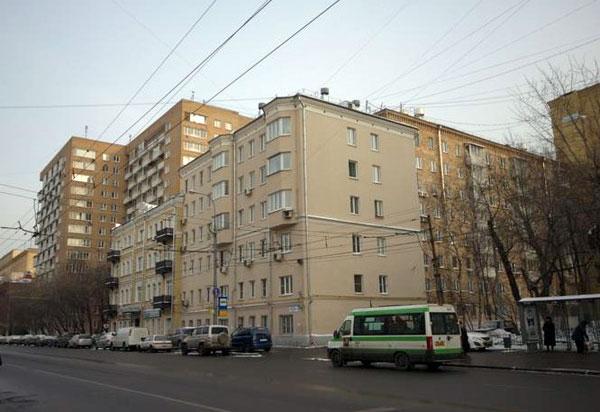 Большая Пироговская, 35А, С1 в Москве