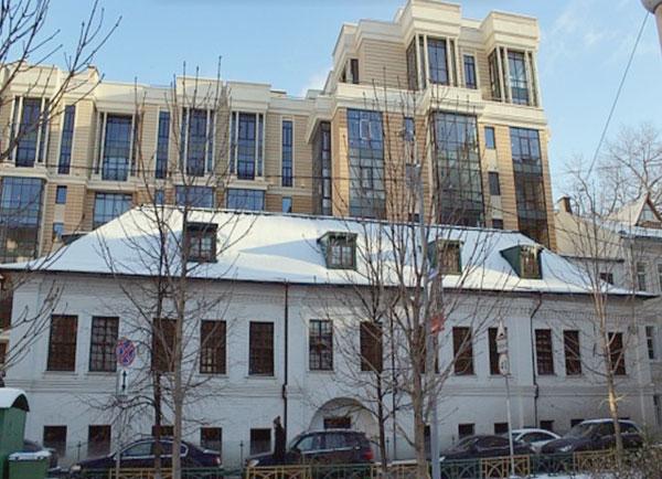 Большой Афанасьевский переулок, дом 24 в Москве