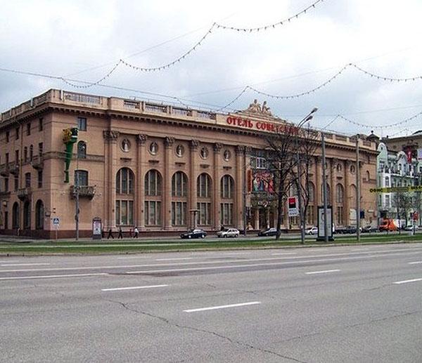 Гостиница-отель Советская на Ленинградке