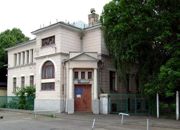 Хомутовский тупик, дом 10 в Москве