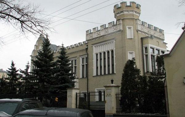 Колпачный переулок, дом 5 в Москве