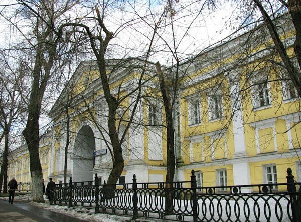 2-я Бауманская улица, дом 3 в Москве