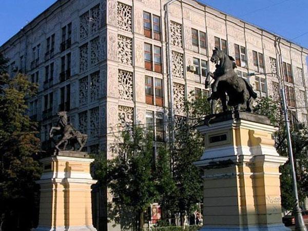 Ленинградский проспект, дом 27 в Москве