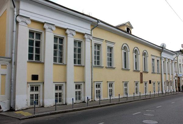 Леонтьевский переулок, дом 6 в городе Москве