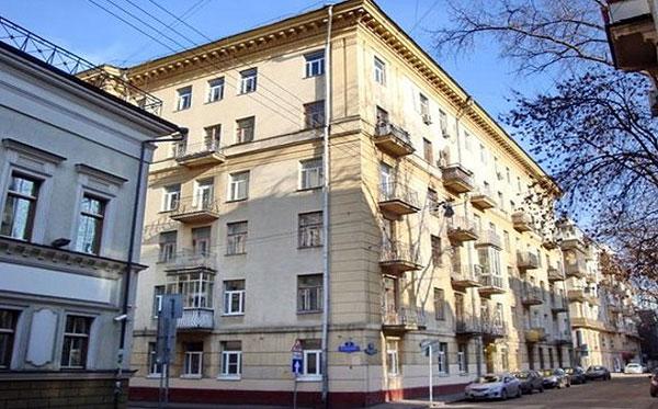Улица Машкова, 2/Чаплыгина, 13 в Москве