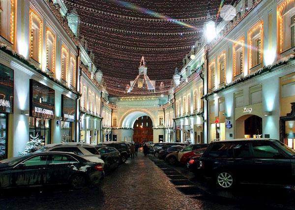 Третьяковские торговые дни в современной Москве