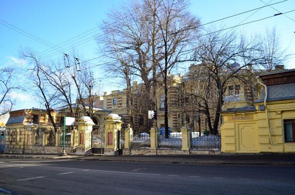 Дом И.К. Прове в Москве