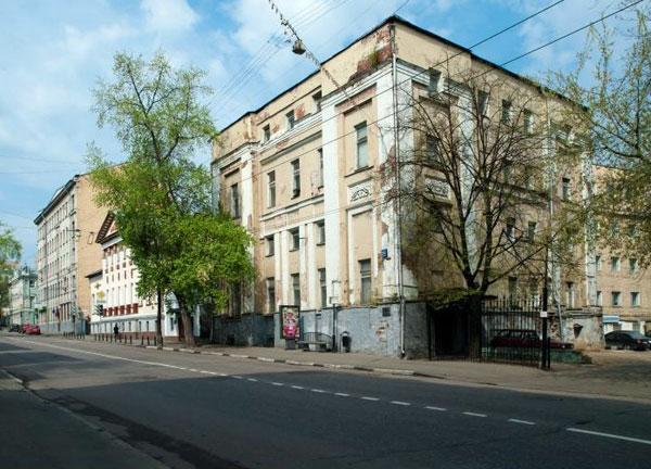 Новая Басманная, дом 29 в Москве