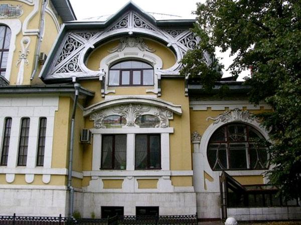 Особняк Динга на Третьей Рыбинской улице, 22 в Москве