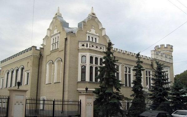 Особняк Кнопа (Кноппа) в Колпачном