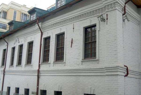 Палаты Зиновьева-Юсупова в Большом Афанасьевском переулке