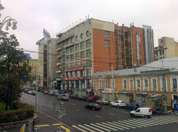 Пушкинская площадь, дом 5 в Москве